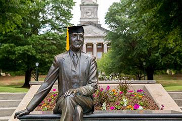 beeson statue commencement